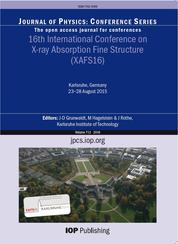 IOP Proceedings cover